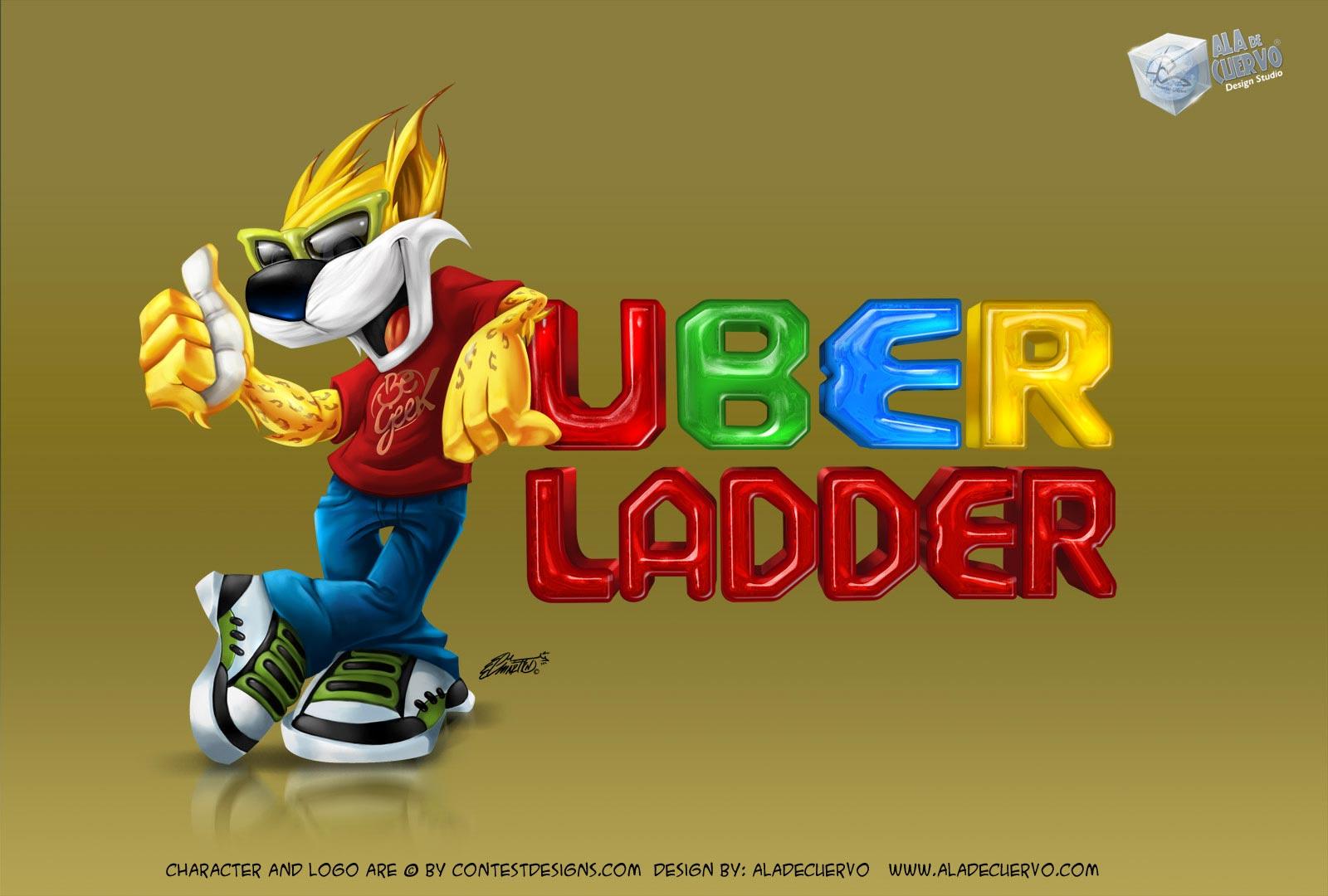 Uberladder logo