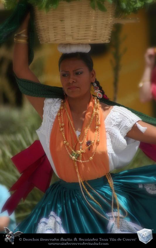 Dancer of Oaxaca