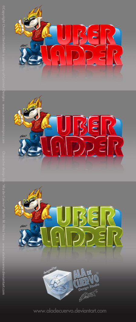 Uber Ladder logos