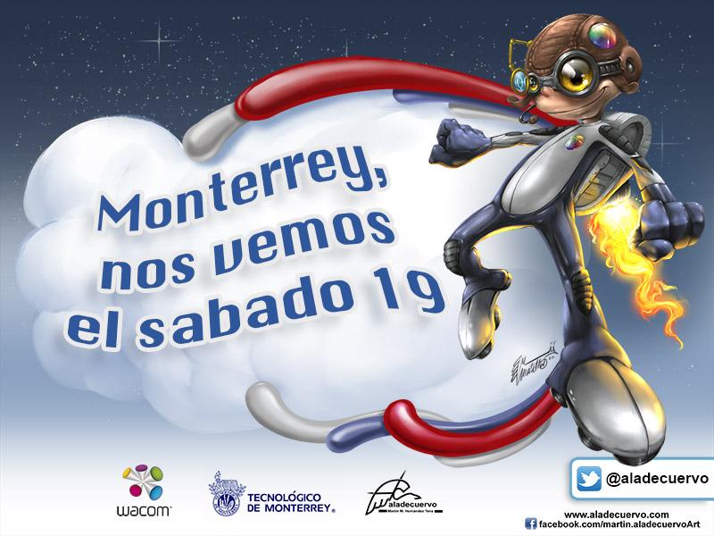 Nos vemos en Monterrey