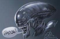 Alien Fanart