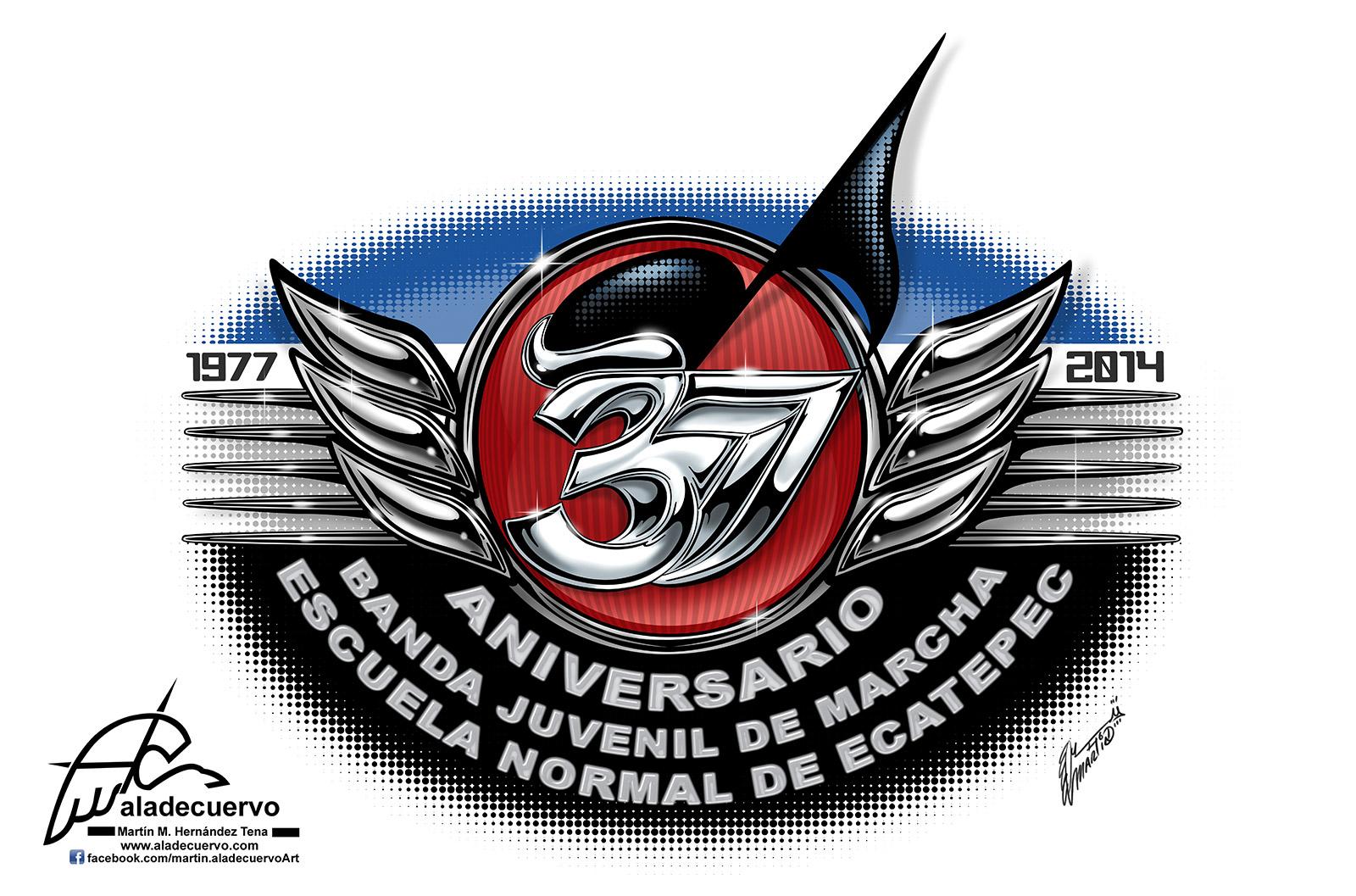 Logo BJM 37 Aniversario