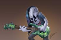 """Bassman de los """"calacos"""""""