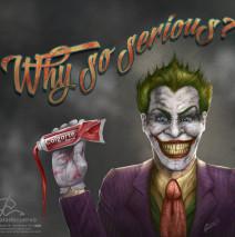The Joker fanart