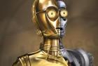 C-3PO Homenaje Star Wars