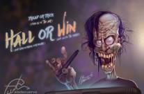 Hall or Win (volado de Halloween)