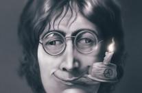Happy Birthday Mr. Lennon
