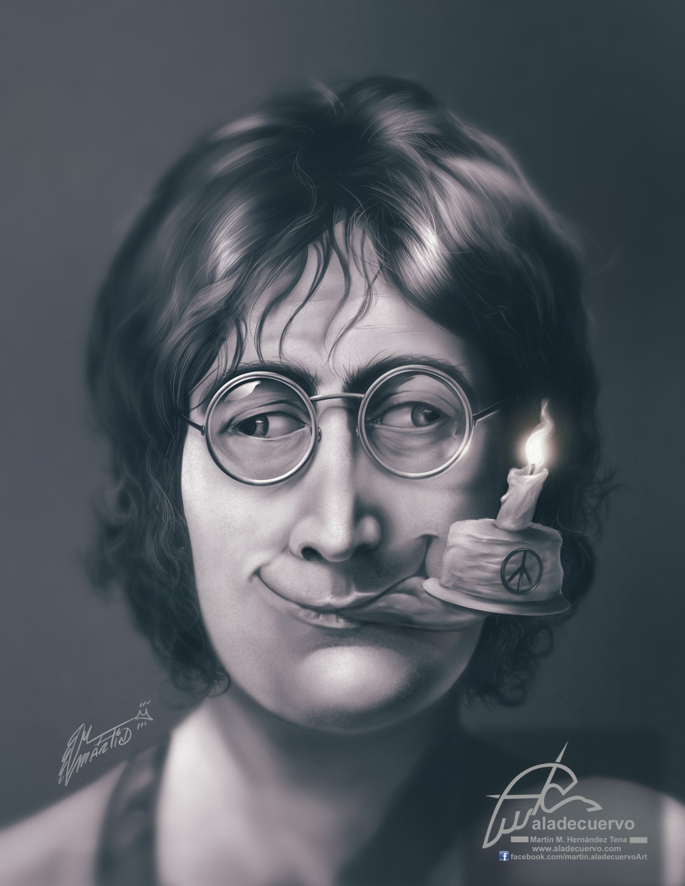 Happy Birthday Mr. Lennon