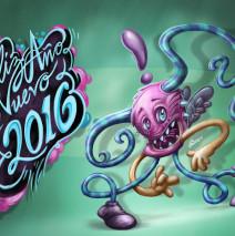 Feliz Año Nuevo 2016!
