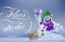 Felices Fiestas de invierno