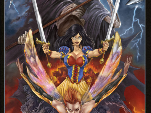 Grimm Fairy Tales Cover 9