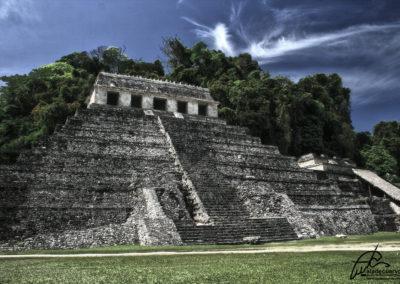 Pirámide del rey Pakal
