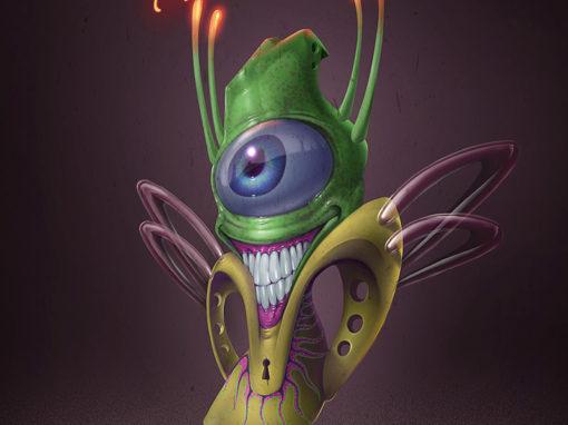 The alienbrije