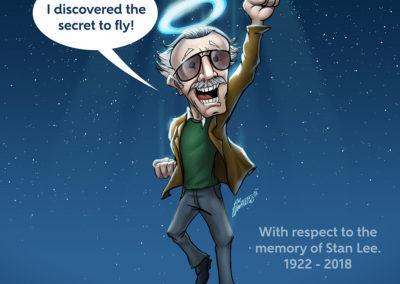 Goodbye Stan Lee