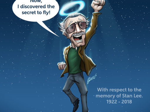 Goodbye Stan Lee