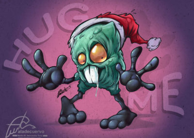 Hug Me, Christmas coming