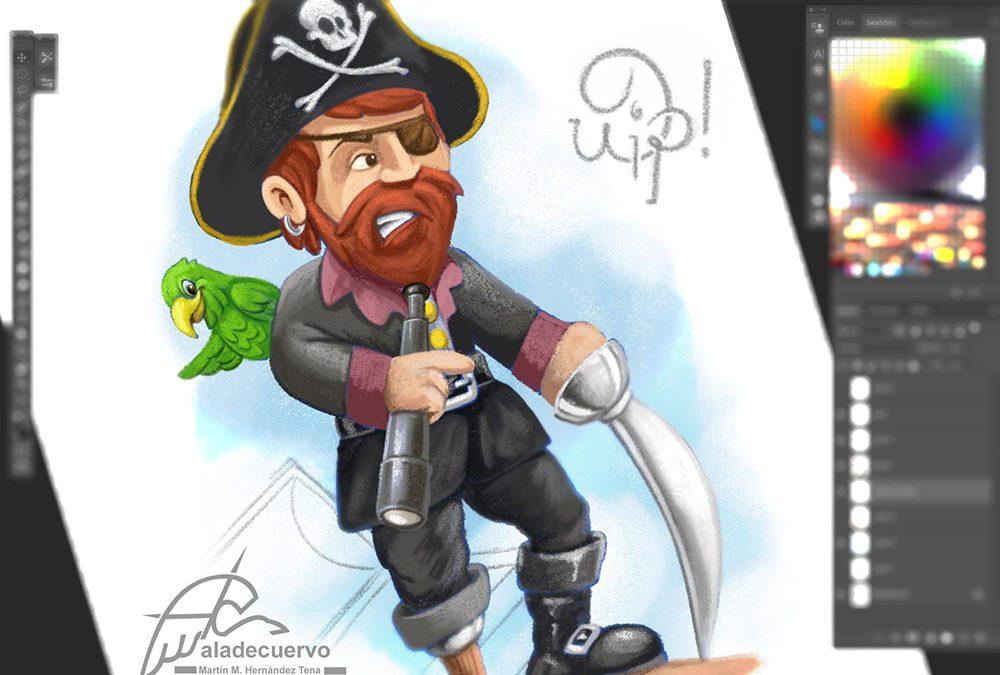 El pirata wip