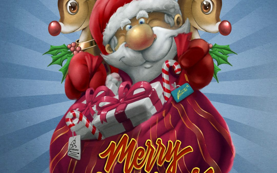 Merry Christmas / Feliz Navidad